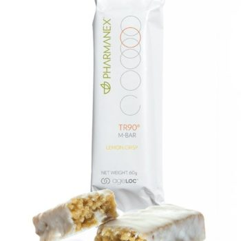 TR90 M-Bar: Lemon Crisp - pack de 30 barritas sustitutivas PHARMANEX