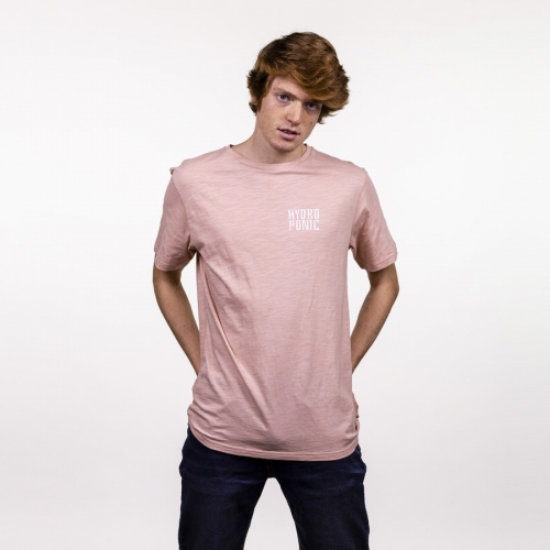 CAMISETA NICE TRY ROSE CLOUD Hydroponic