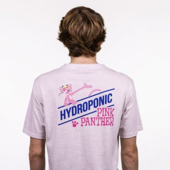CAMISETA PINK SHOW VINTAGE WHITE Hydroponic