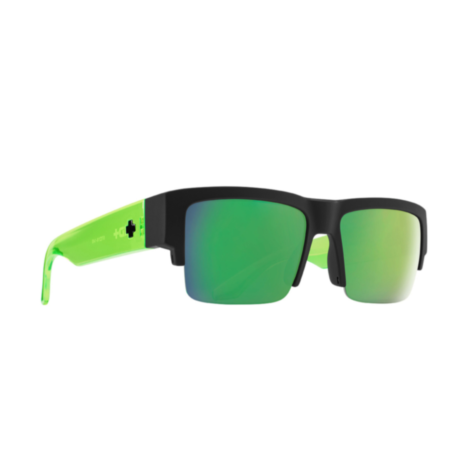 gafas-de-sol-spy-cyrus-5050-soft-matte-black-translucent-green-hd-plus-gray-green-with-green-spectra-mirror